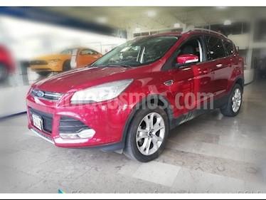 Foto venta Auto usado Ford Escape Titanium EcoBoost (2016) color Rojo precio $289,900