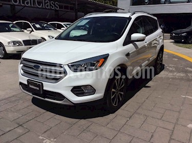 Ford Escape Titanium EcoBoost usado (2017) color Blanco precio $360,000