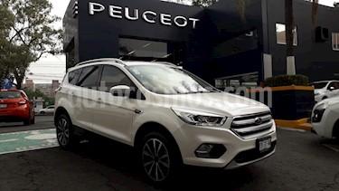 Foto venta Auto usado Ford Escape Titanium EcoBoost (2018) color Blanco Oxford precio $404,900