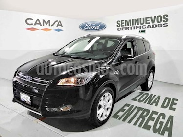 foto Ford Escape Titanium EcoBoost usado (2016) color Negro precio $299,900