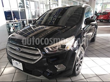 Foto venta Auto usado Ford Escape Titanium (2017) color Negro precio $345,000