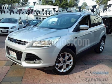 Foto venta Auto usado Ford Escape Titanium (2016) color Plata Estelar precio $285,000