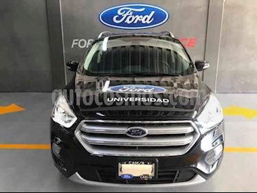 Ford Escape Titanium usado (2019) color Negro precio $505,000