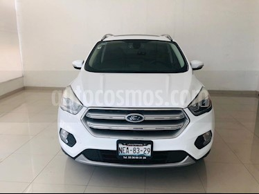 foto Ford Escape Titanium usado (2017) color Blanco Oxford precio $329,000