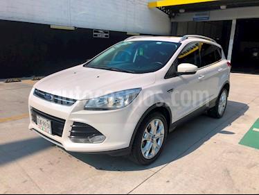 Foto venta Auto Seminuevo Ford Escape Titanium (2015) color Blanco Platinado precio $269,900
