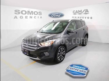 Foto venta Auto usado Ford Escape Titanium (2017) color Gris precio $354,900