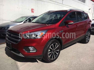 Foto venta Auto usado Ford Escape Titanium (2017) color Rojo precio $345,000