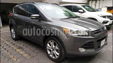 Foto venta Auto usado Ford Escape Titanium (2014) color Gris precio $245,000