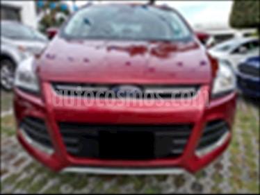 Ford Escape Titanium usado (2016) color Rojo precio $280,000