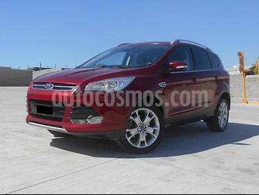Foto venta Auto usado Ford Escape Titanium (2016) color Rojo Rubi precio $308,000
