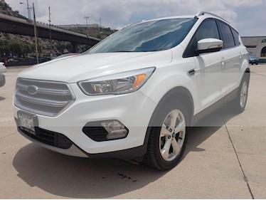 Foto venta Auto usado Ford Escape Trend Advance EcoBoost (2017) color Blanco Platinado precio $315,000