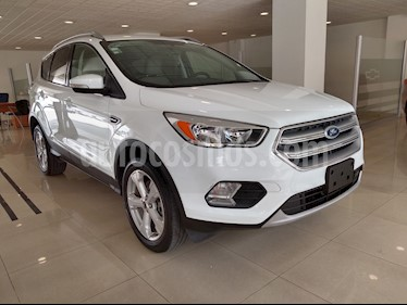 Foto venta Auto usado Ford Escape Trend Advance (2017) color Blanco Platinado precio $314,000