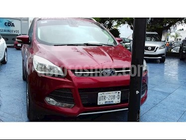Foto venta Auto usado Ford Escape Trend Advance (2016) color Blanco Oxford precio $265,000