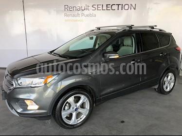 Foto venta Auto usado Ford Escape Trend Advance (2017) color Gris precio $300,000