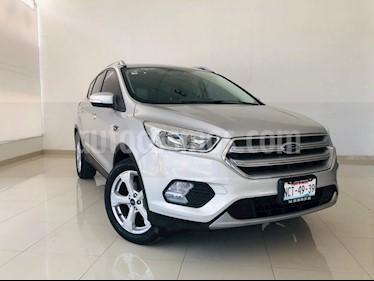 Foto venta Auto usado Ford Escape Trend Advance (2018) color Plata precio $349,900