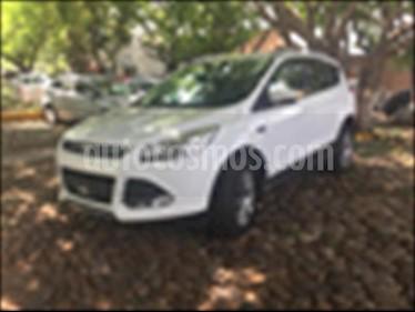 Ford Escape Trend Advance usado (2015) color Blanco precio $265,000
