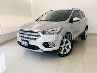 Foto venta Auto usado Ford Escape Trend Advance (2018) color Plata Estelar precio $349,900