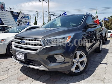 Foto Ford Escape Trend Advance usado (2017) color Gris Nocturno precio $315,000