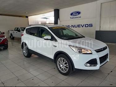 Foto venta Auto usado Ford Escape Trend Advance (2016) color Blanco Nieve precio $250,000
