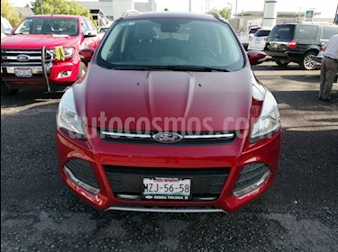 Ford Escape Trend Advance usado (2016) color Vino Tinto precio $269,000