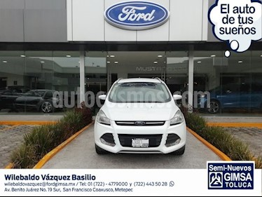 Foto venta Auto usado Ford Escape Trend Advance (2016) color Blanco precio $260,000