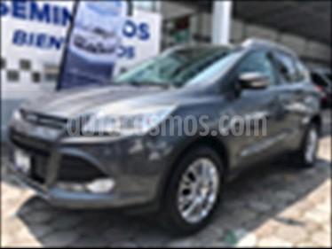 Ford Escape Trend Advance usado (2016) color Gris Oscuro precio $267,900