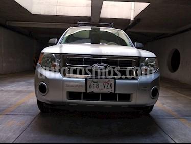 Foto venta Auto usado Ford Escape XLS 2.3L (2008) color Plata Metalizado precio $110,000