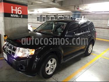 Foto Ford Escape XLS usado (2011) color Negro precio $135,000