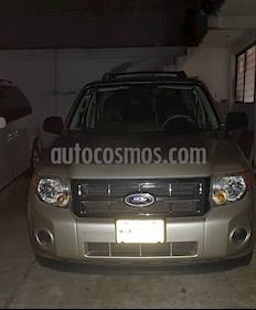 Ford Escape XLS usado (2011) color Bronce precio $117,500