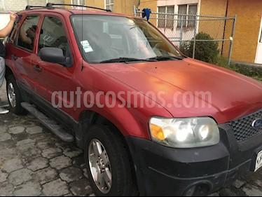 Foto venta Auto Seminuevo Ford Escape XLS (2006) color Rojo Fuego precio $85,000