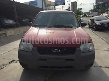 Foto venta Auto usado Ford Escape XLT 4x4 (2001) color Rojo precio $240.000