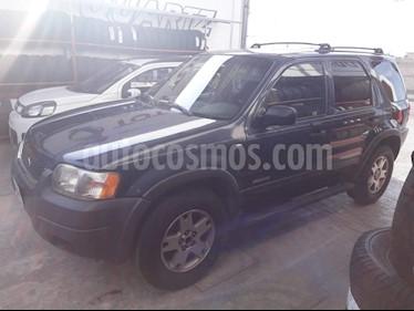 Ford Escape XLT Aut usado (2001) color Azul Deportivo precio $79,000