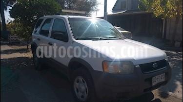 Ford Escape XLT usado (2002) color Blanco precio $3.500.000