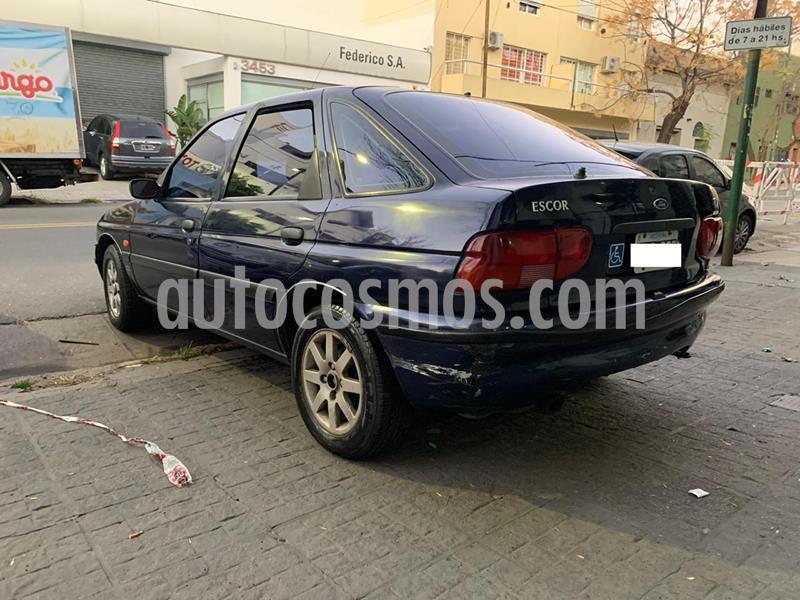 Ford Escort CLX usado (1997) color Azul Metalizado precio $129.000