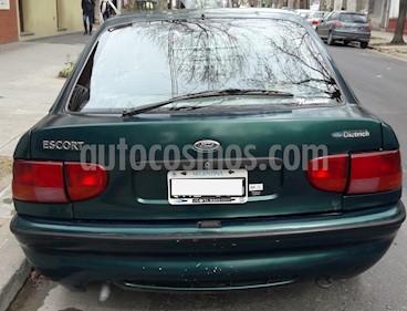 Ford Escort LX 5P DSL Ac usado (2000) color Verde precio $95.000