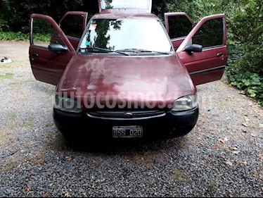 Foto venta Auto usado Ford Escort CLX (1997) color Bordo precio $75.000
