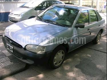 Foto venta Auto Usado Ford Escort LX DSL AA 5P (1998) color Azul Celeste