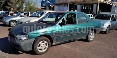 Foto venta Auto usado Ford Escort LX (1998) color Verde precio $69.000