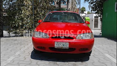 Foto venta Auto usado Ford Escort LX (1999) color Rojo Vivo precio $24,000