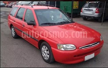 Ford EuroEscort Glx 1.6 usado (1998) color Rojo precio $1.550.000