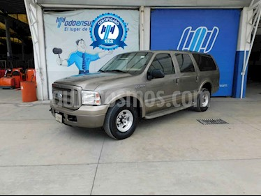 Ford Excursion U1L 5p Eddie Bauer usado (2005) color Dorado precio $50,000