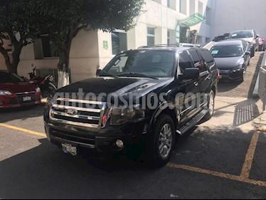 Foto venta Auto usado Ford Expedition 5 PTS. LIMITED, 5.4L, PIEL, QC, RA (2012) color Negro precio $289,900