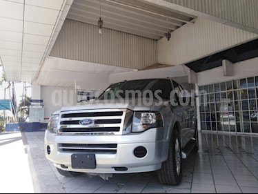 Foto venta Auto usado Ford Expedition 5 PTS. LIMITED, 5.4L, PIEL, QC (2011) color Plata precio $210,000