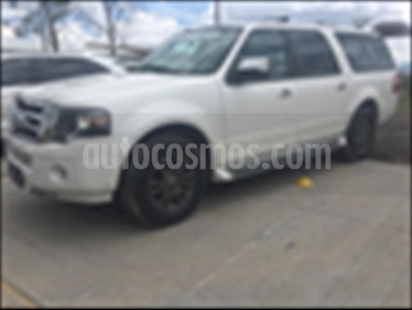 Ford Expedition 5.4 MAX LIMITED 4X2 V8 AT usado (2012) color Blanco precio $220,000