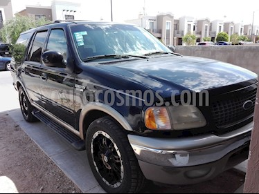 Ford Expedition Eddie Bauer 4x4  usado (2001) color Negro precio $60,000