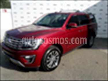 Ford Expedition LIMITED 4X2 3.5L GTDI usado (2018) color Rojo precio $830,000