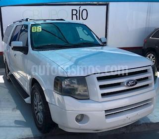 Foto venta Auto usado Ford Expedition Limited 4x2 MAX (2009) color Blanco precio $179,000