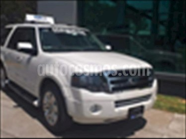 Ford Expedition Limited 4x2 MAX usado (2014) color Blanco precio $340,000