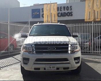 Foto venta Auto usado Ford Expedition Limited 4x2 (2016) color Blanco Platinado precio $510,000