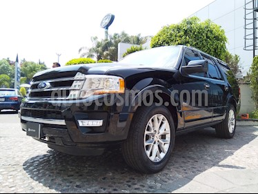 Foto Ford Expedition Limited 4x2 usado (2017) color Negro Profundo precio $585,000